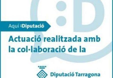Subvenció de la Diputació de Tarragona per interessos de préstecs concertats per Ajuntaments i Consells Comarcals. Convocatòria 2019