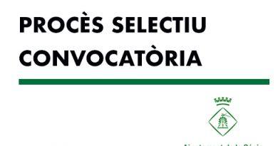 Anunci bases de convocatòria de procés selectiu en torn restringit a persones amb discapacitat intel·lectual (Auxiliar de Serveis)