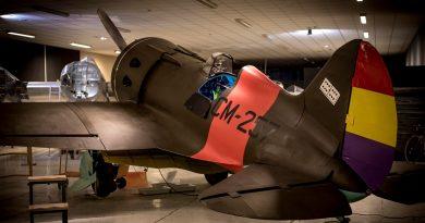 Els avions del Centre d'Aviació Històrica de la Sénia formaran part d'una exposició sobre la Guerra Civil al MNAC
