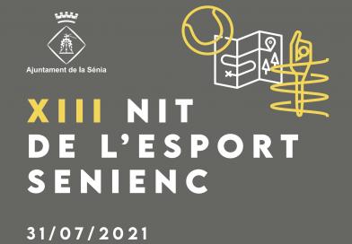 Nit de l'Esport Senienc – Proposta de candidatures